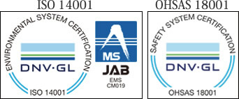 ISO9001 ISO14001 OHSAS18001